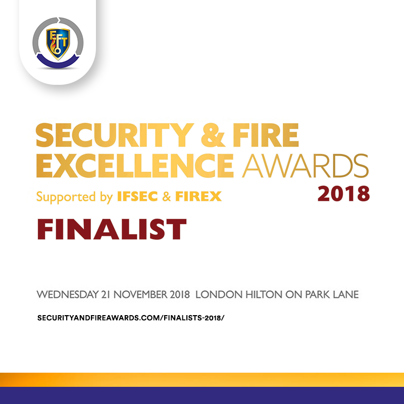 EFT Systems   Security & Fire Awards