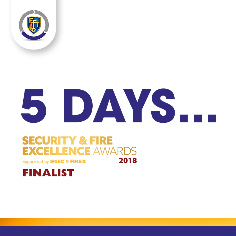 EFT Systems | Only 5 days to go!