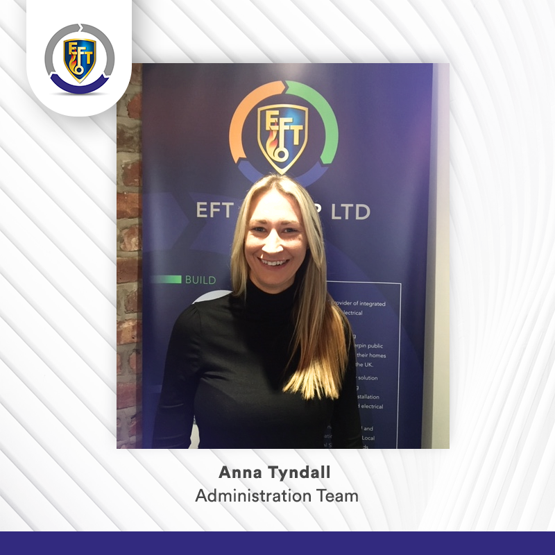 EFT Systems | Anna joins Administration