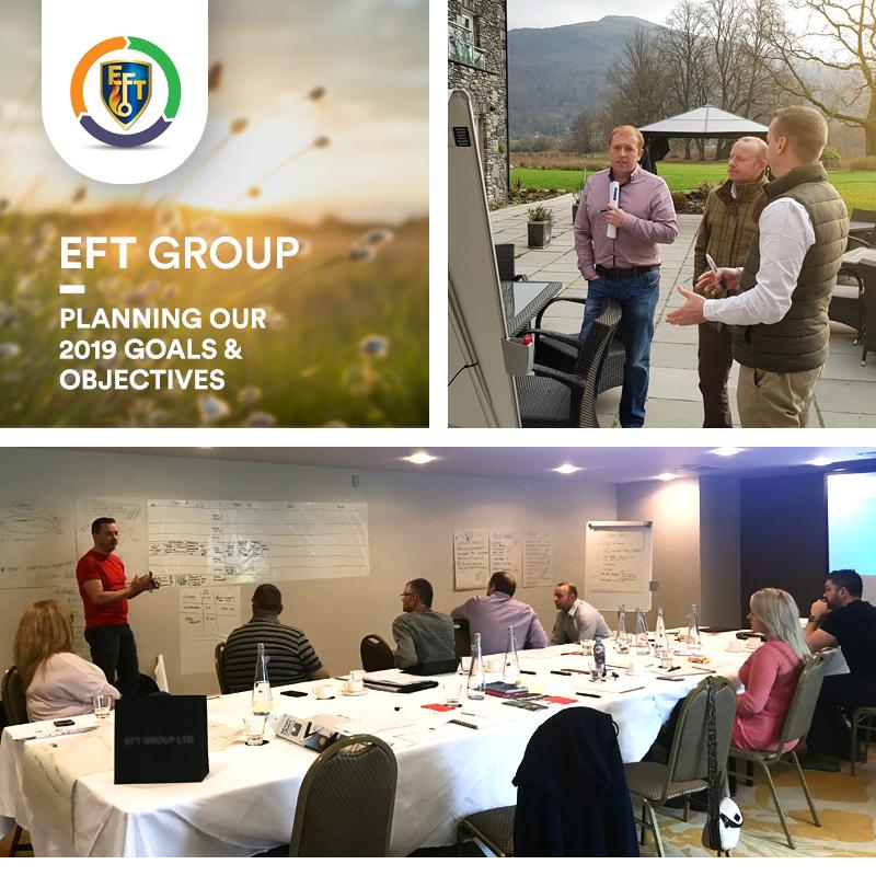 EFT Group | Planning our 2019 Goals & Objectives