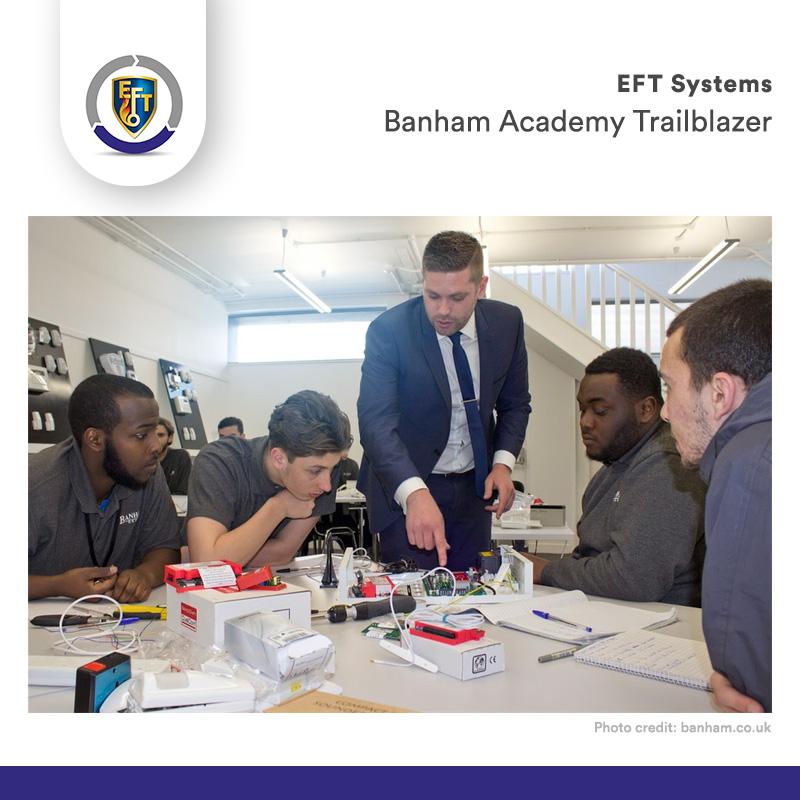 EFT Systems | Banham Academy Trailblazer