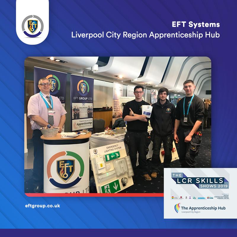 EFT Systems | Liverpool City Region Apprenticeship Hub