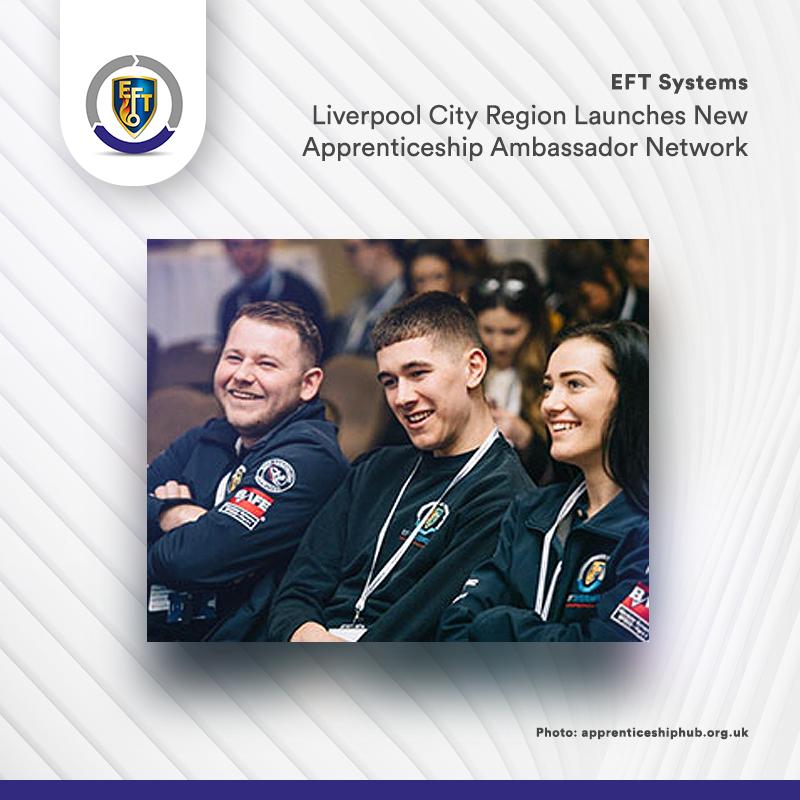 Liverpool City Region Launches New Apprenticeship Ambassador Network