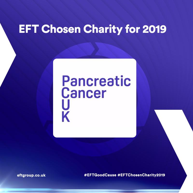 EFT Chosen Charity for 2019