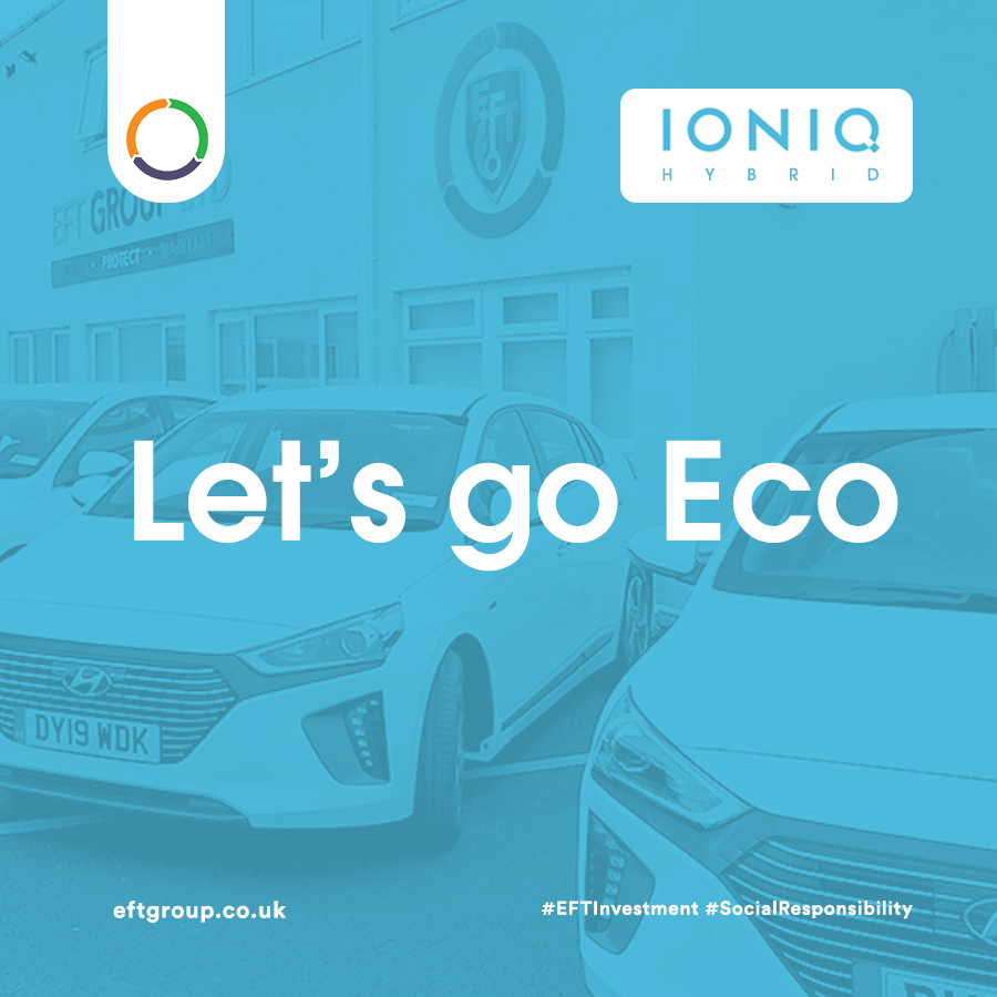 EFT Group | Let's go Eco – Switching to hybrid