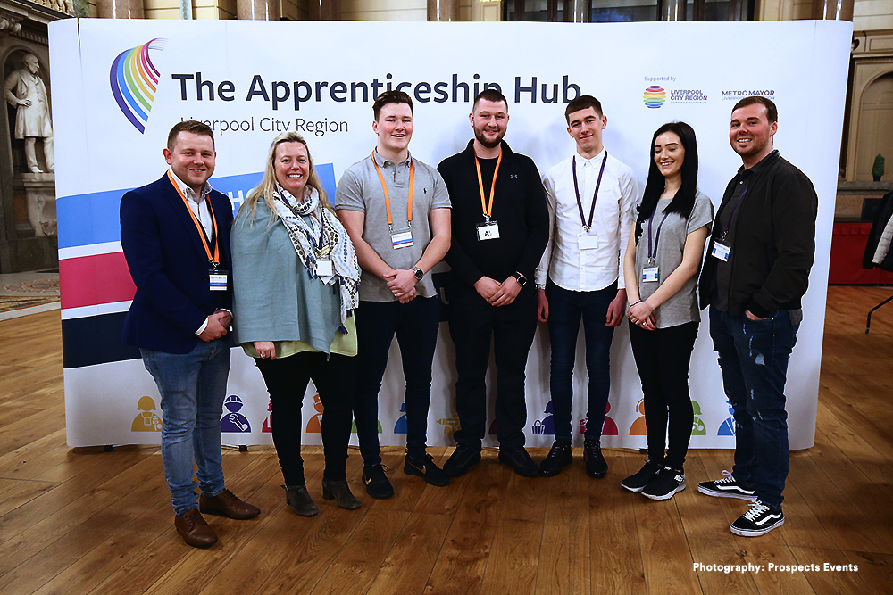 EFT Systems 'hitting the headlines' in LCR Apprenticeship Hub Newsletter