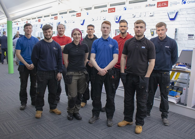 EFT Systems   Electrical, Fire and Security Skills competition