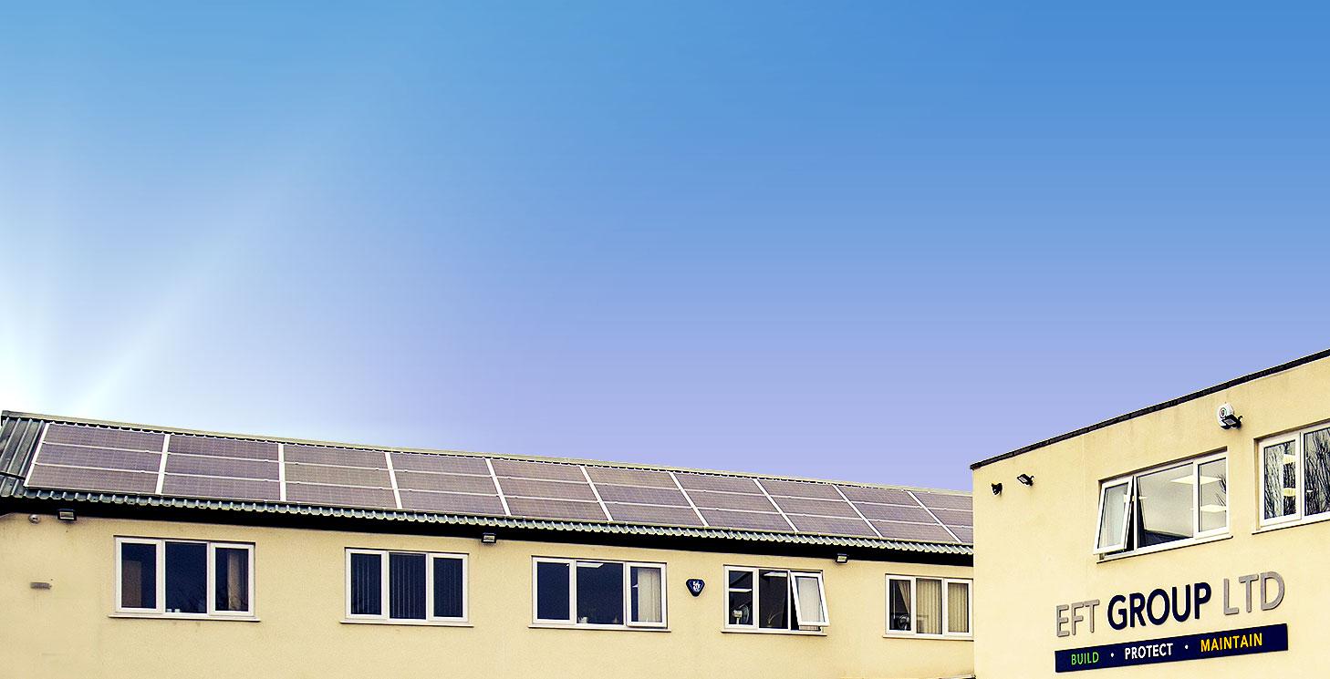 EFT Go Green   Solar Energy