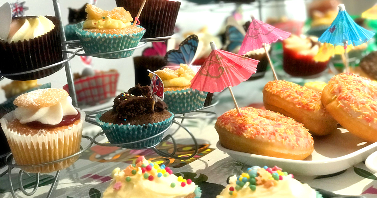 EFT Charity Cake Sale is Sweet Success for Pancreatic Cancer UK