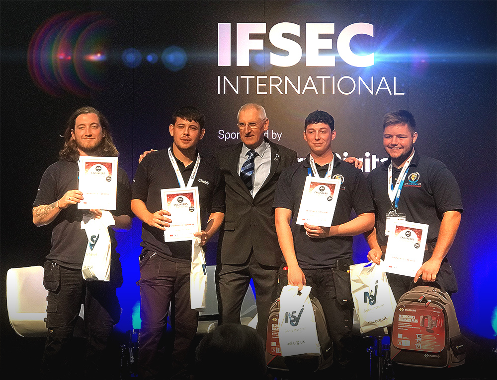 Another WIN for EFT at the Engineers of Tomorrow compeition!