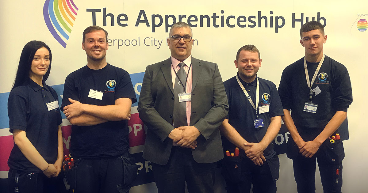 EFT Ready to Roll at The Apprenticeship Hub Spring Conference
