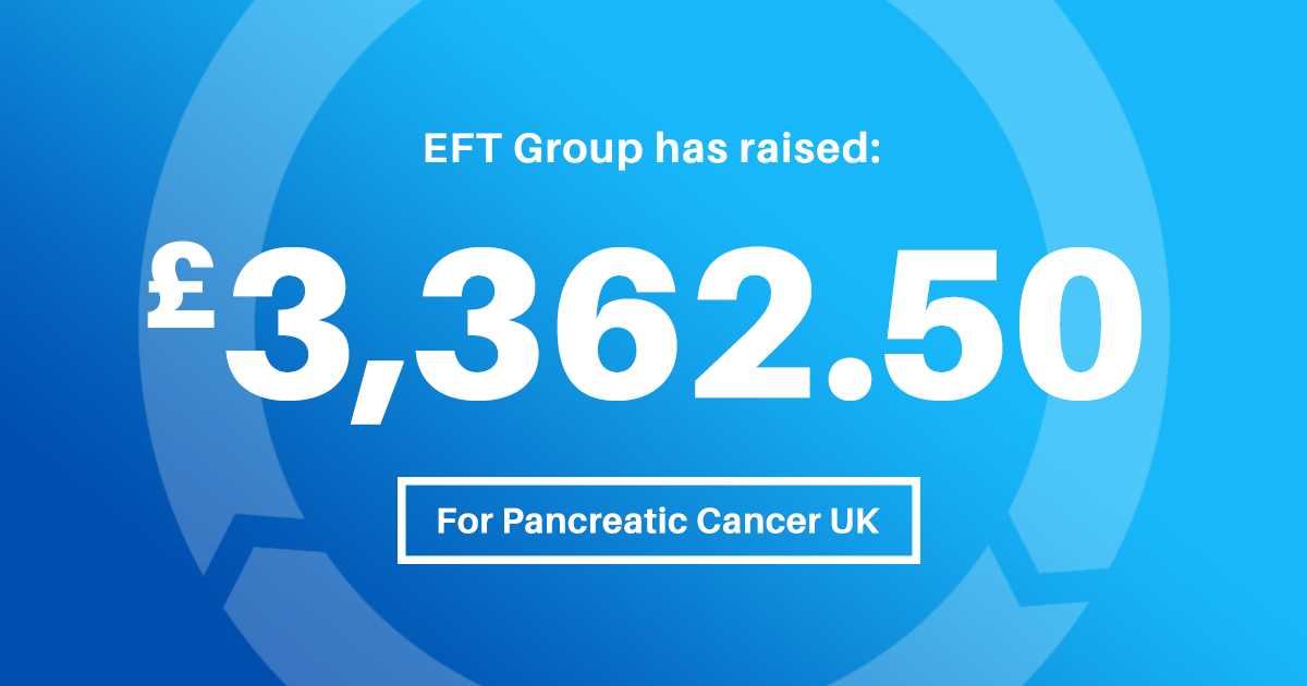 Grand Total Raised for PCUK After EFT Snowdon Walk Hits A Whopping £3,362.50!!