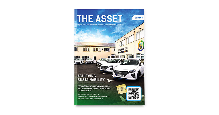 We are proud to announce the release of our most recent company newsletter: The Asset 4 – Sustainability Edition