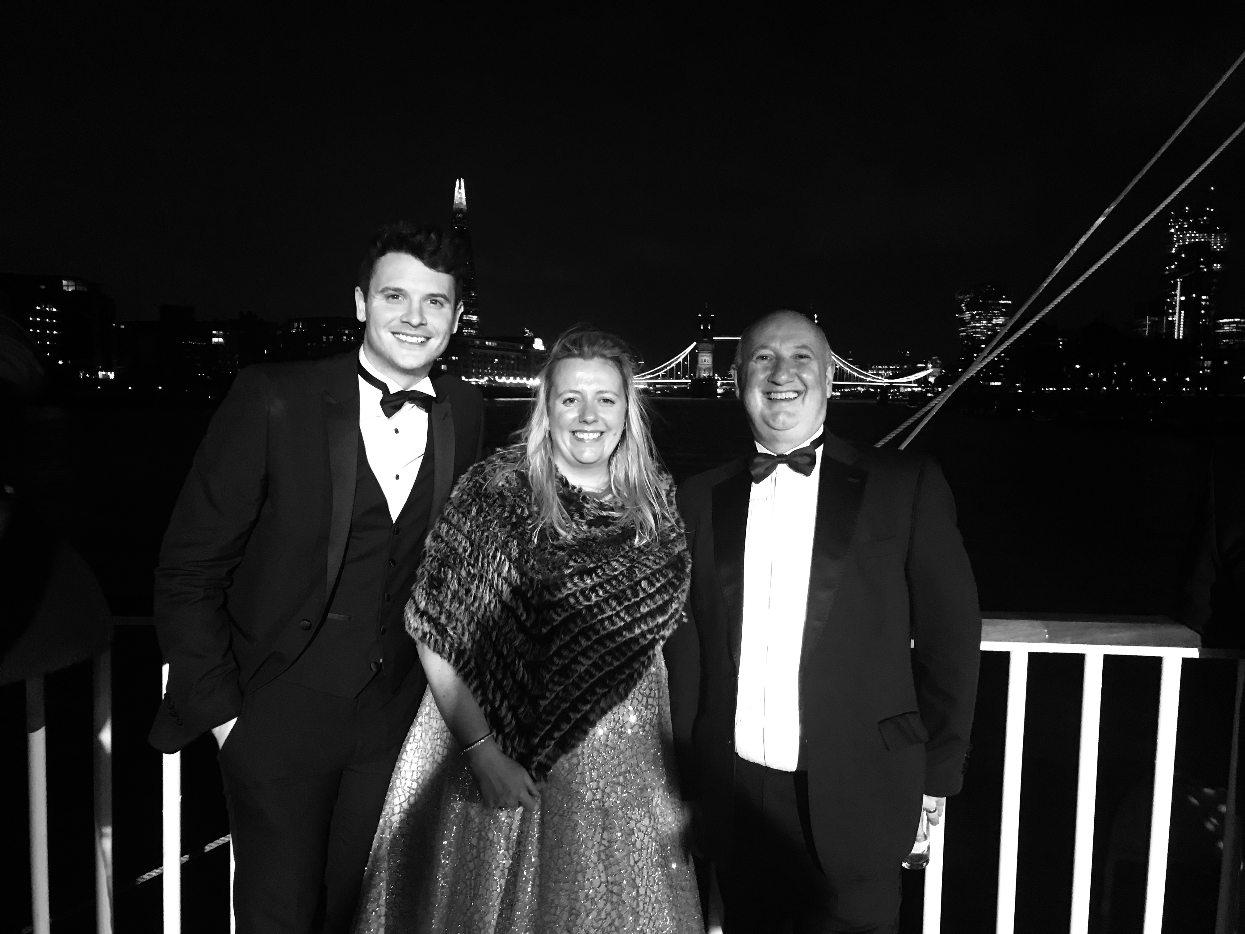 EFT Director Jordan Duggan was proud to be invited as a guest of the BSIA to the Women in Security Awards