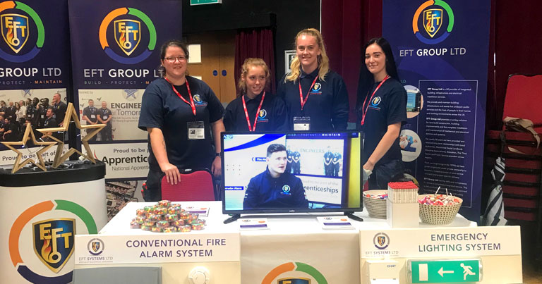 Girl Power In Full Force As Over 600 Students Attended Careers Fair At Greenbank High School!