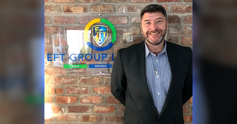 EFT Systems Are Proud To Welcome The Arrival Of Steve Ely As Head of Sales