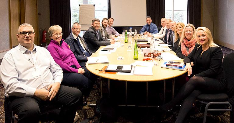 EFT Group – 'A Team of Teams'