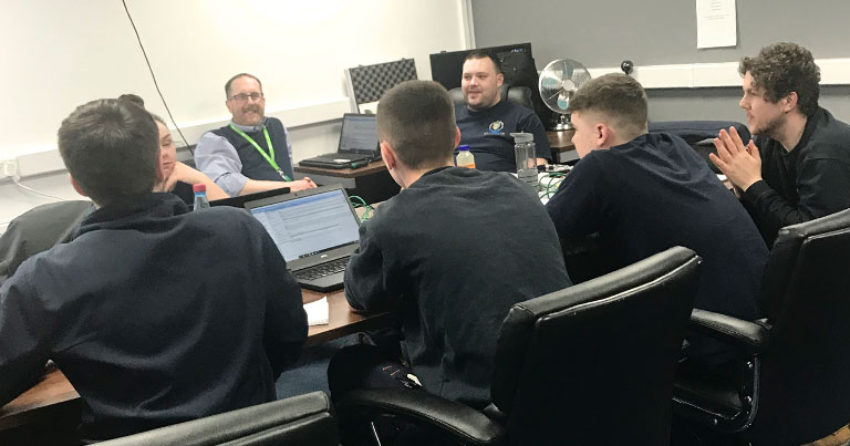 Intelligent Security Systems 'Paxton' Provided Top Class Training Session In The EFT Academy Last Week