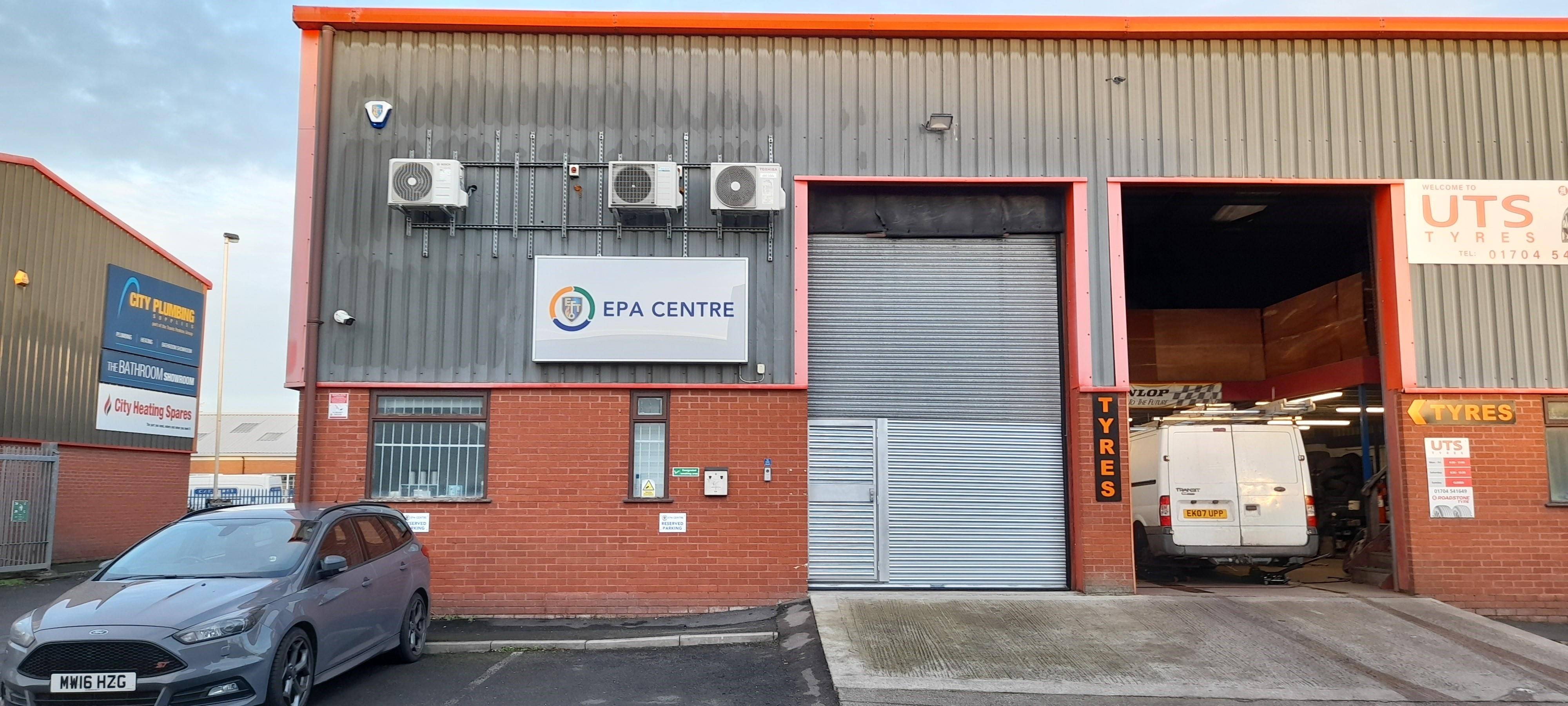 EFT Open Doors to our End Point Assessment Centre