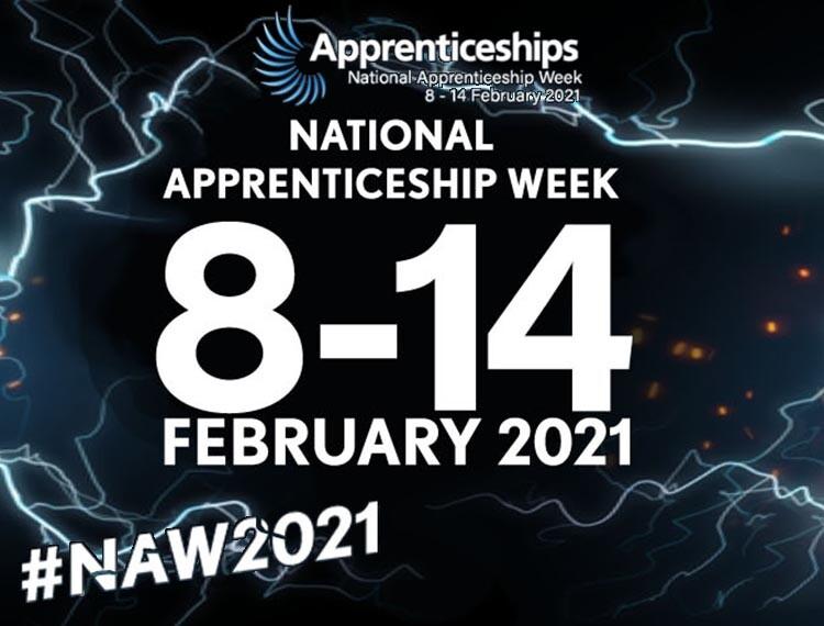 National Apprenticeship Week 2021: 8th-14th Feb