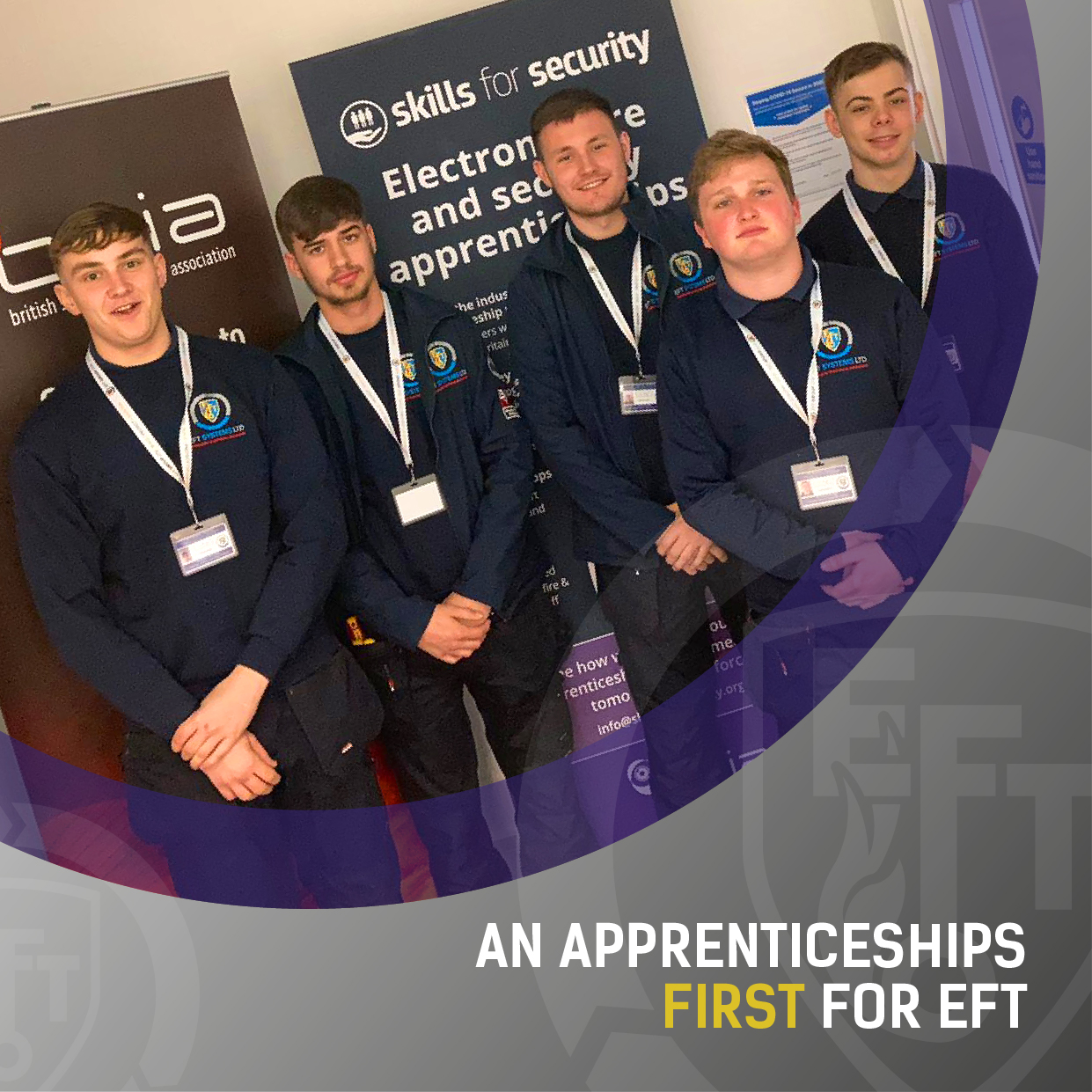 An Apprenticeships FIRST for EFT