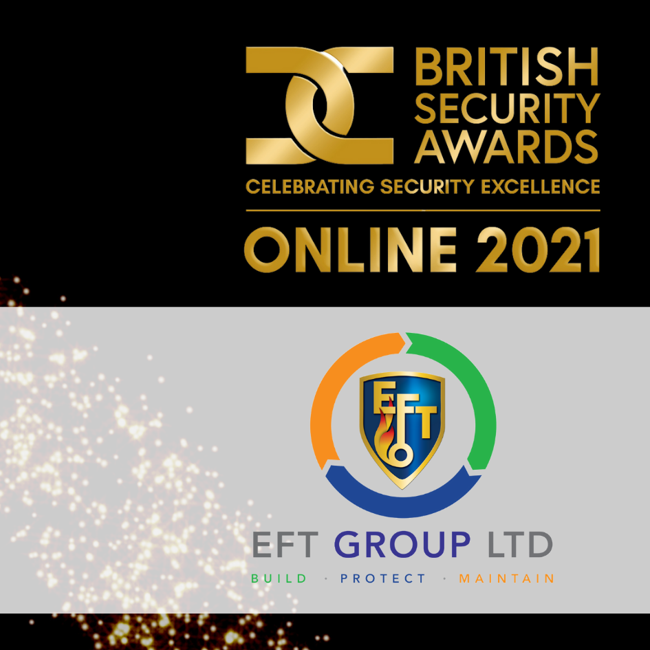 We've been shortlisted – Twice!