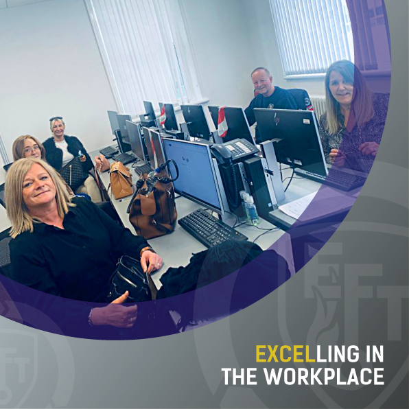 Excelling in the workplace!